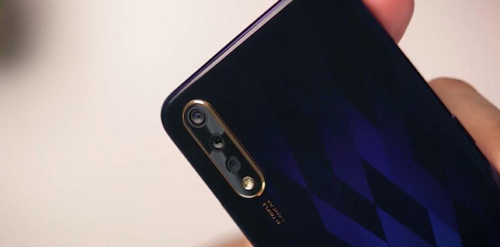 الكاميرا في فيفو اس 1