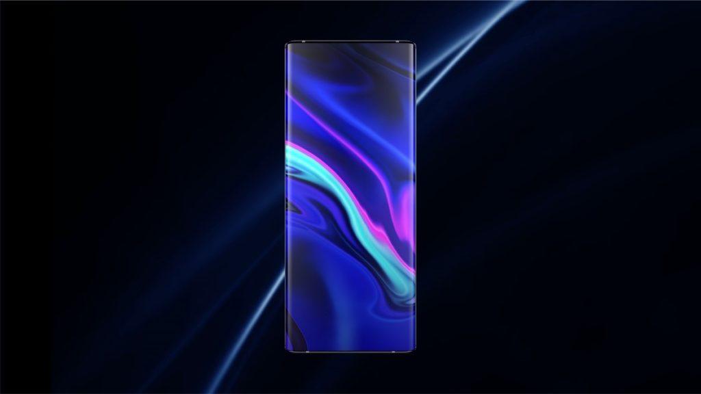 كاميرا مخفية أسفل الشاشة للمرة الأولى في هاتف ذكي Vivo Apex 2020