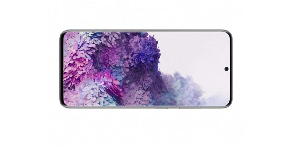 شاشة جالاكسي S20 Galaxy S20