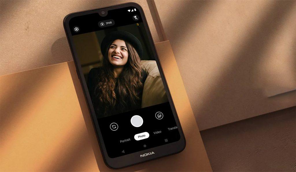 يأتي تطبيق Camera Go مزودا بالعديد من المميزات