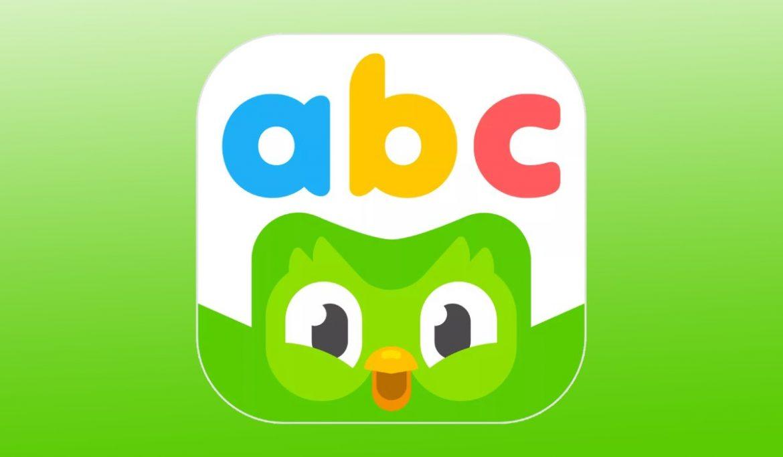 تطبيق Duolingo ABC