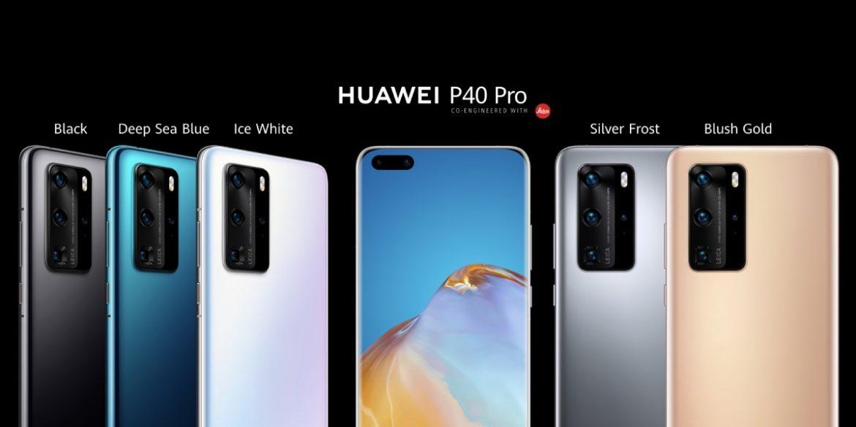 هواوي بي 40 برو Huawei P40 Pro