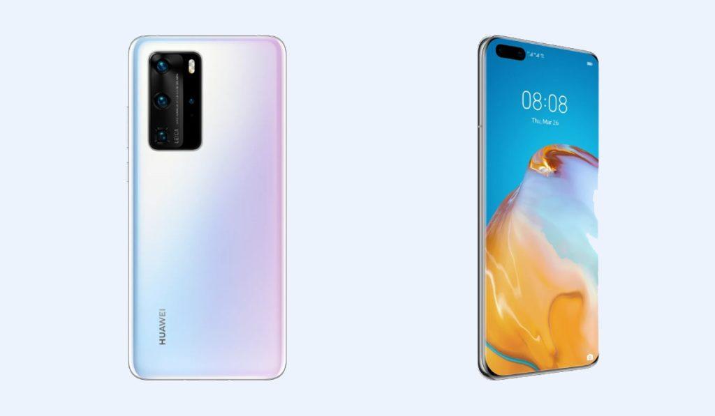 أداء ومعالج Huawei P40 Pro