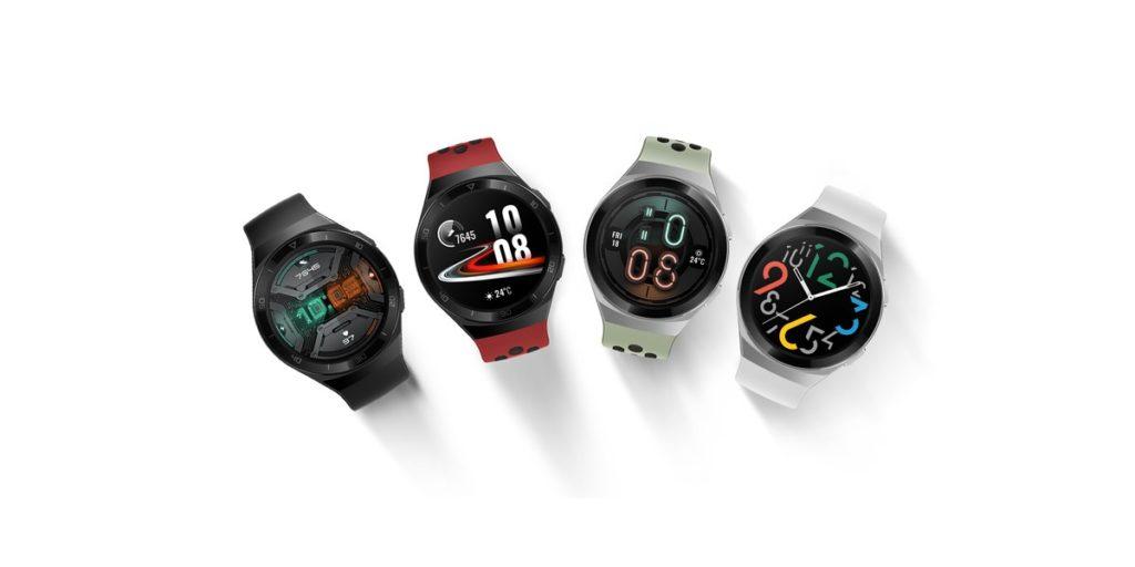 مواصفات وسعر ساعة Huawei Watch GT 2E