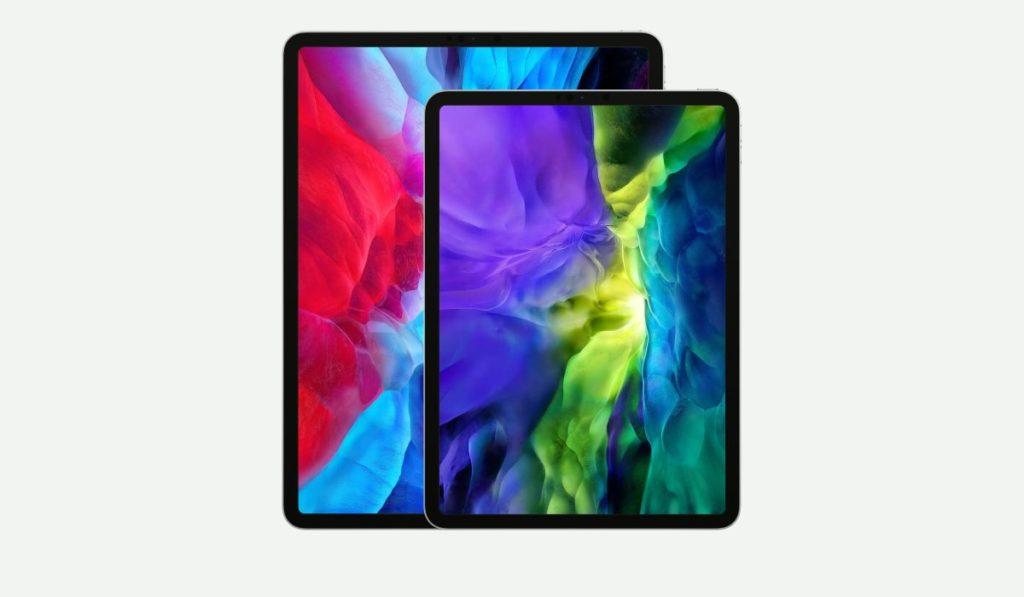 الشاشة في ايباد برو 2020 iPad Pro 2020