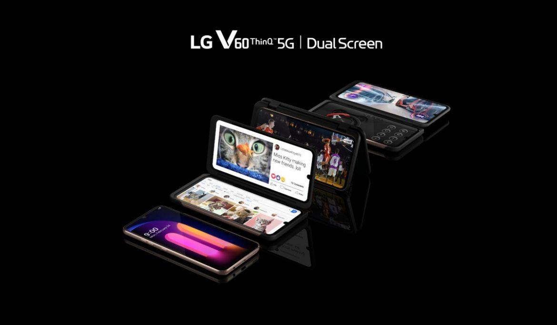 مواصفات LG V60 ThinQ