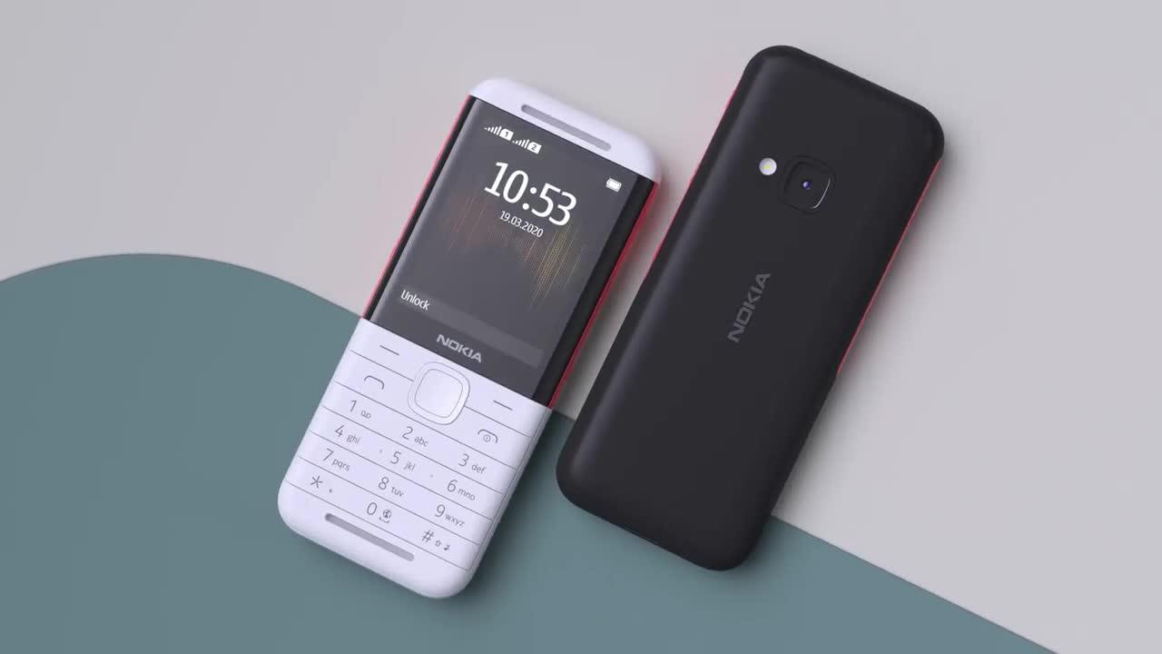 نوكيا 5310 مواصفات ومميزات وسعر هاتف Nokia 5310 الكلاسيكي الجديد
