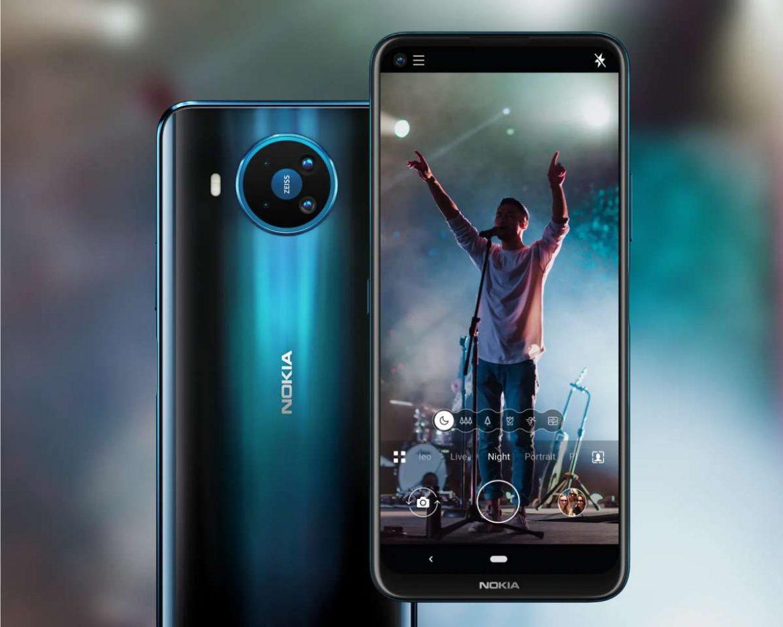 مواصفات وسعر Nokia 8.3 5G الذي يدعم شبكات الجيل الخامس