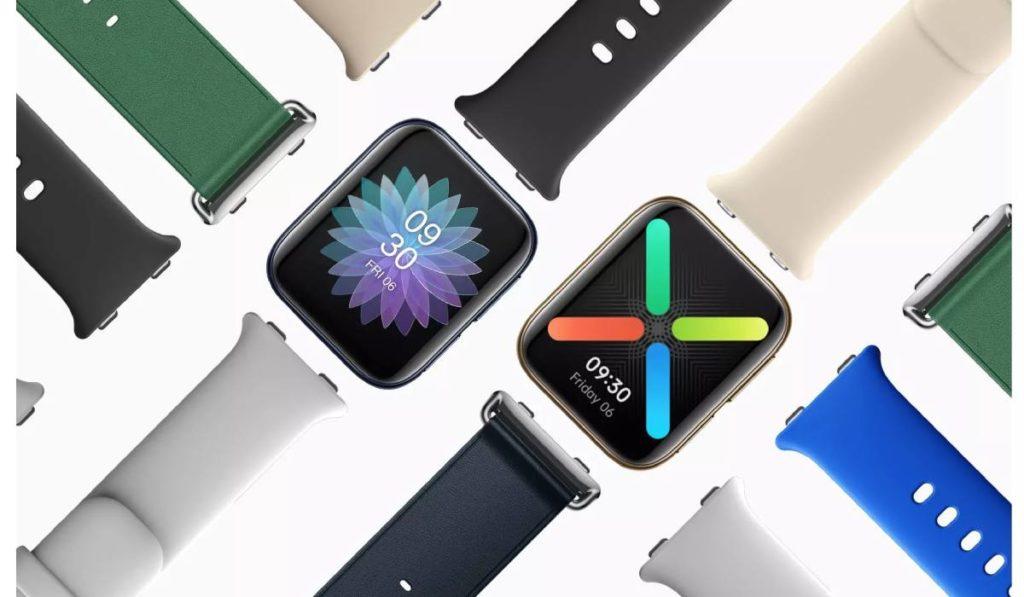 تعمل ساعة اوبو الذكية Oppo Watch بنظام التشغيل ColorOS Watch
