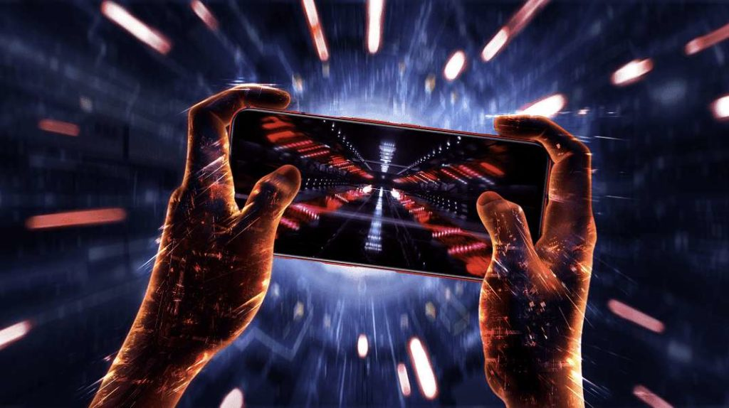 RedMagic 5G هو أول هاتف ذكي يحمل شاشة بتردد 144 هرتز