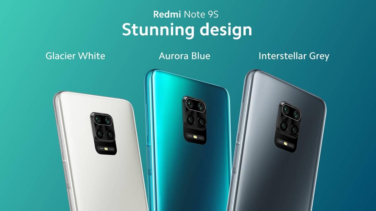 شاومي ريدمي نوت 9 اس: مواصفات وسعر Xiaomi Redmi Note 9S - صدى التقنية