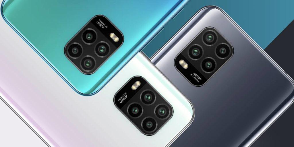 زودت شاومي هاتفها الذكي الجديد Xiaomi Mi 10 Lite بأربعة كاميرات خلفية