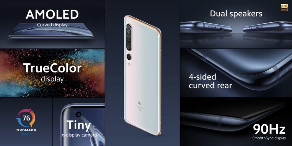 مواصفات Xiaomi Mi 10 Pro مي 10 برو
