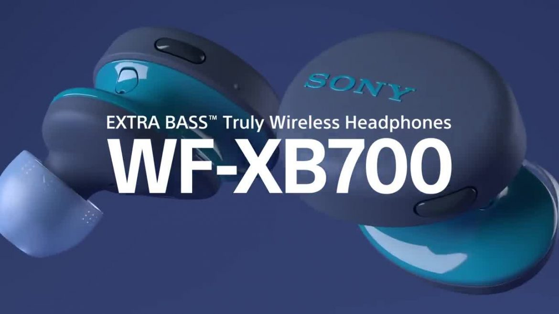 سماعة الأذن اللاسلكية Sony WF-XB700