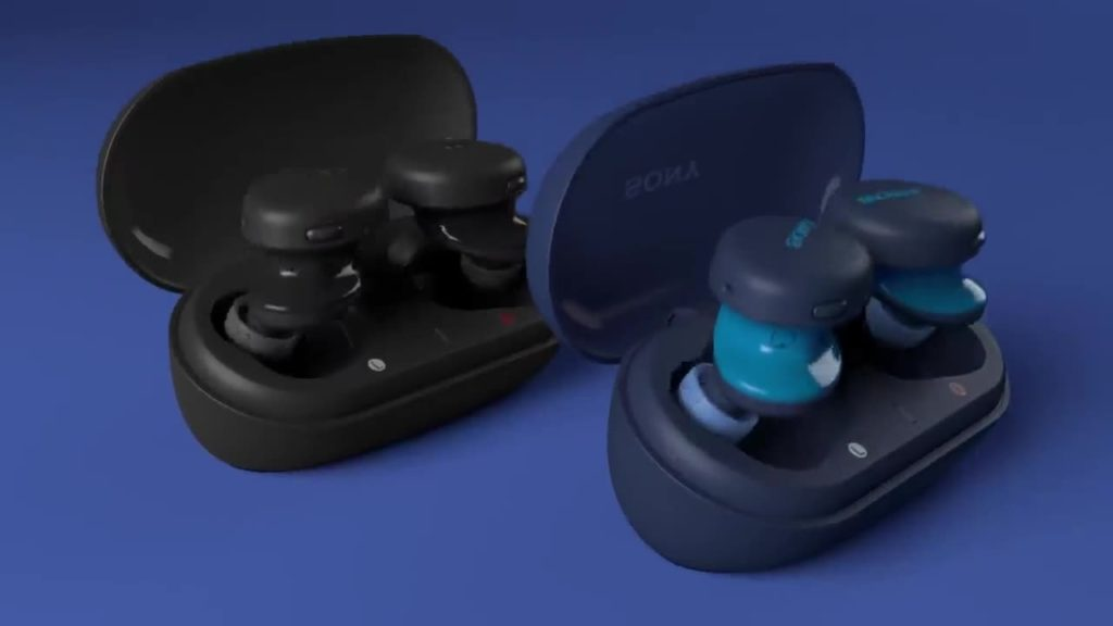 سعر سماعة الأذن اللاسلكية الجديدة Sony WF-XB700
