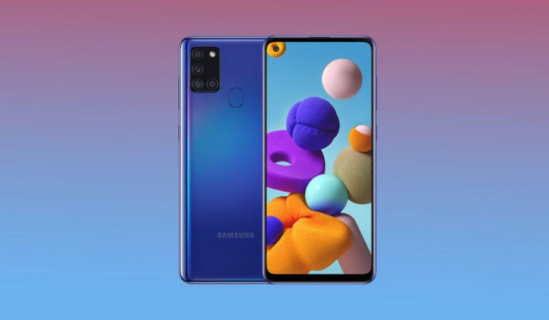 مواصفات ومميزات Samsung Galaxy A21s وسعر هاتف سامسونج الجديد
