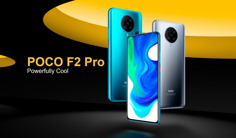 مواصفات بوكو اف 2 برو Poco F2 Pro