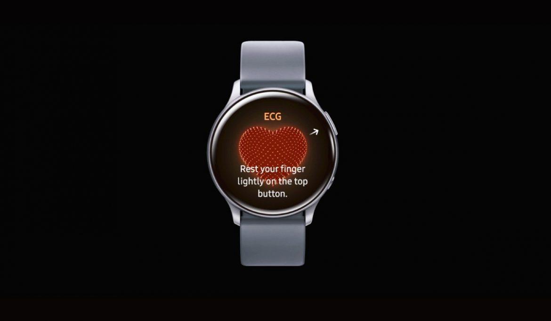 سامسونج تعلن عن ميزة رسم القلب ECG