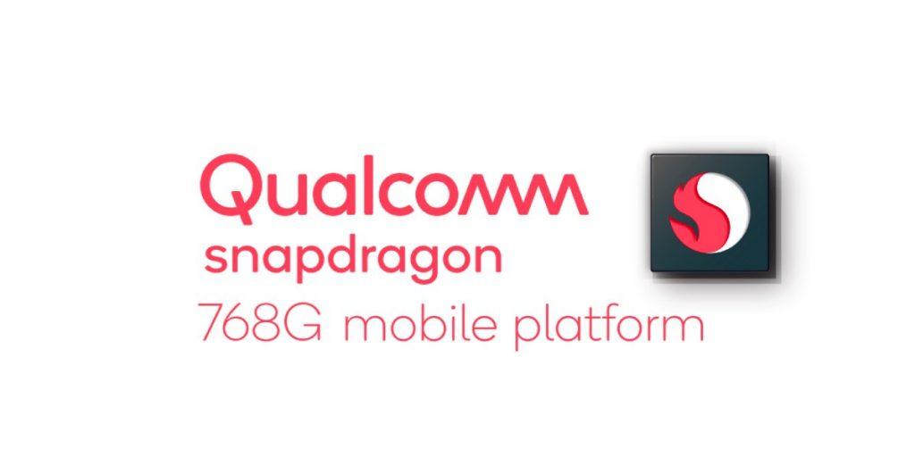 المعالج الجديد Snapdragon 768G 5G