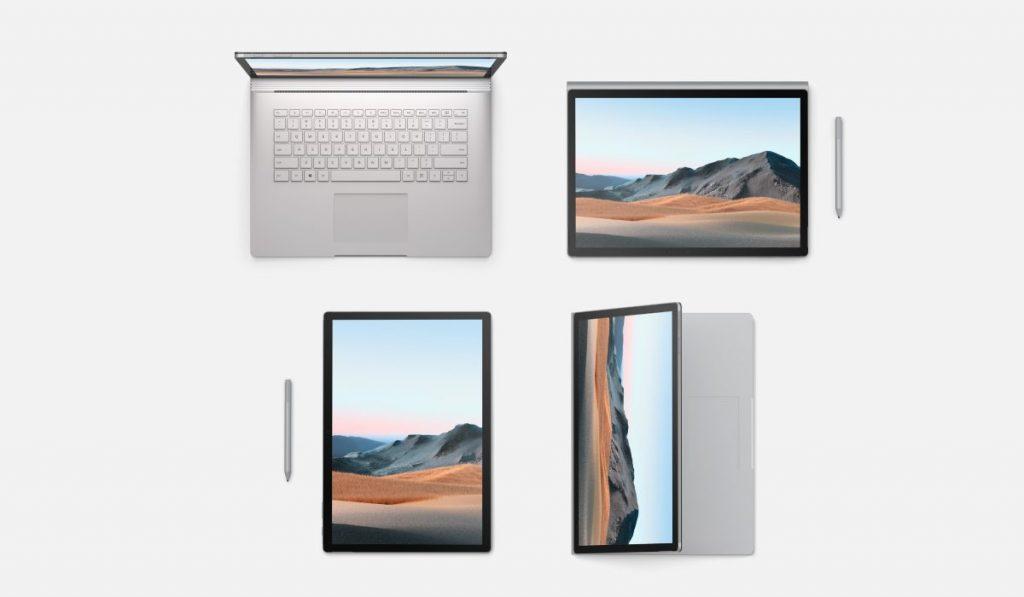 """يعتبر  Surface Book 3 هو أقوى حاسوب محمول """"لابتوب"""" من مايكروسوفت على الإطلاق"""