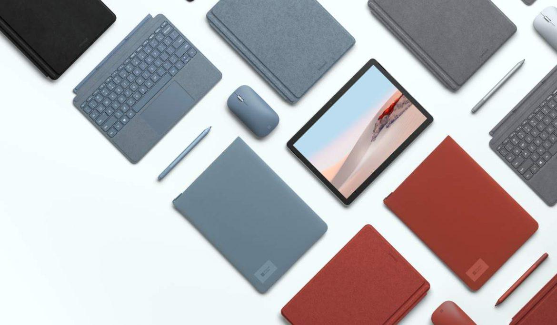 مواصفات ومميزات وسعر تابلت Surface Go 2