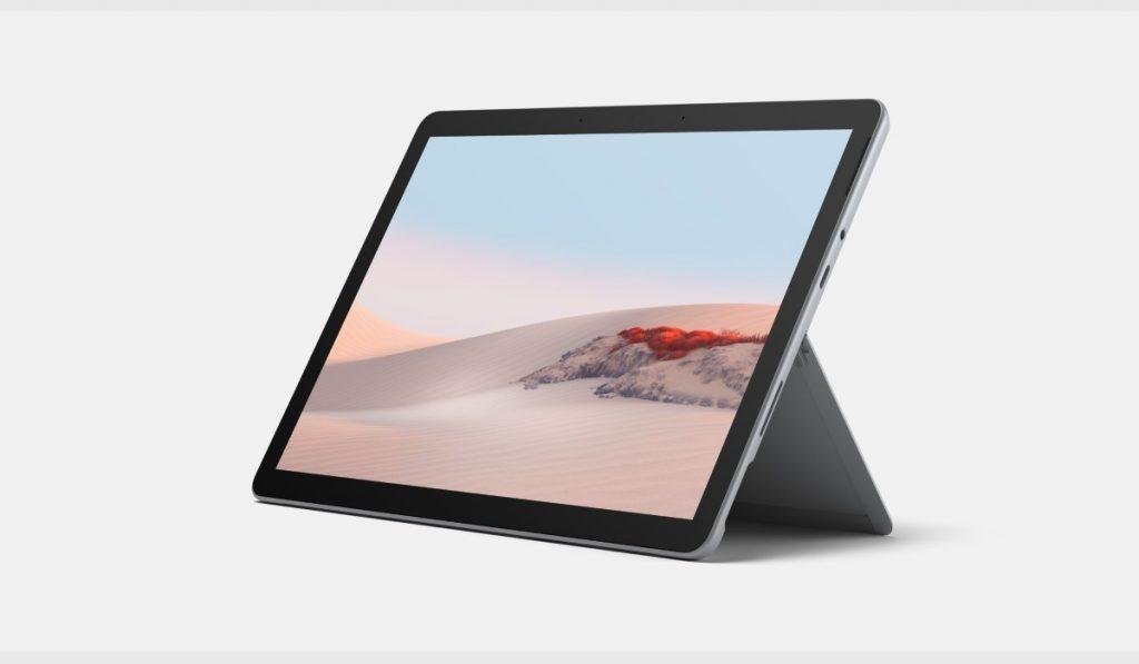 يحمل Surface Go 2 شاشة PixelSense أكبر