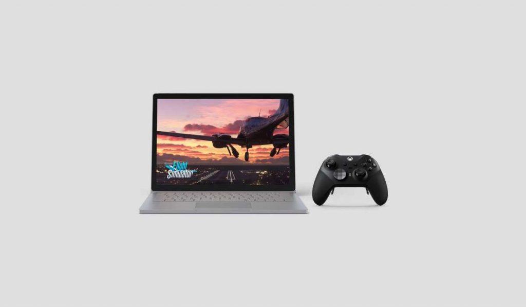 سيرفس بوك 3 قادر على تشغيل ألعاب Xbox Game Pass