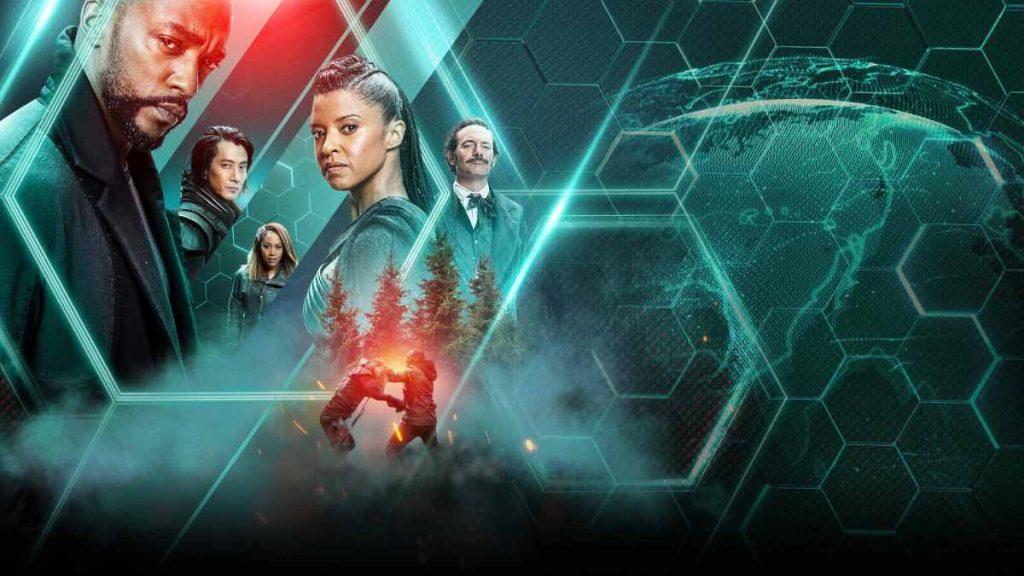 Altered Carbon - مسلسلات الخيال العلمي