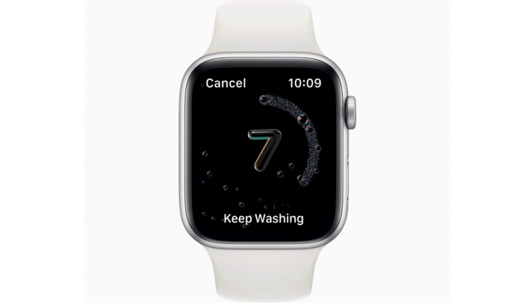 المميزات القادمة لآبل ووتش مع التحديث الجديد watchOS 7