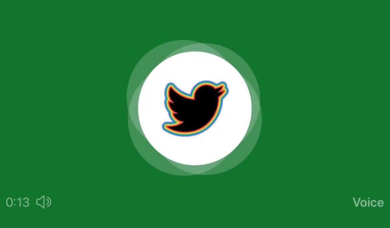 تويتر تطلق ميزة التغريدات الصوتية رسميا لمستخدمي ايفون