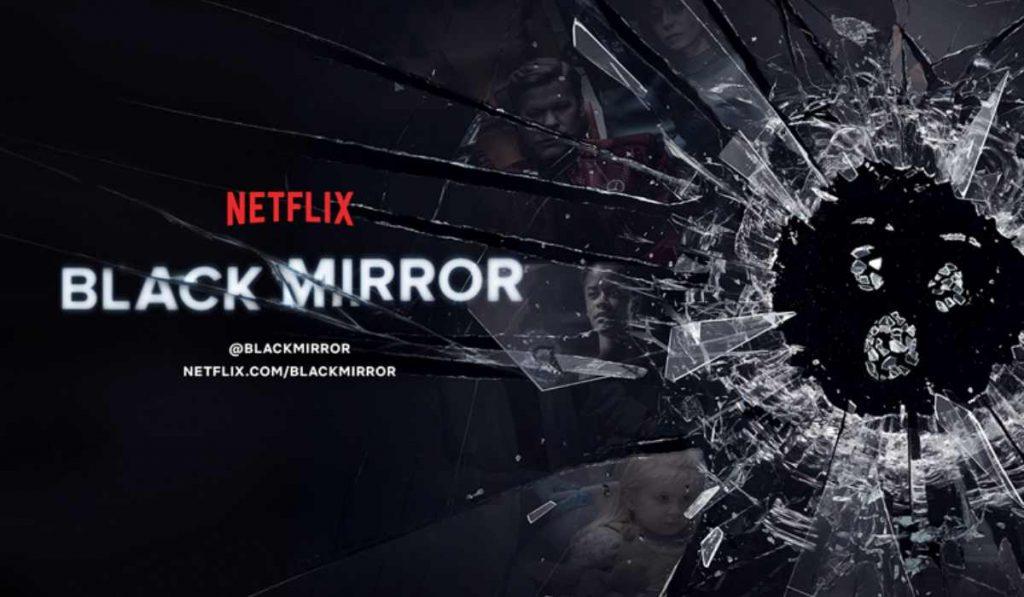 المرآة السوداء Black Mirror
