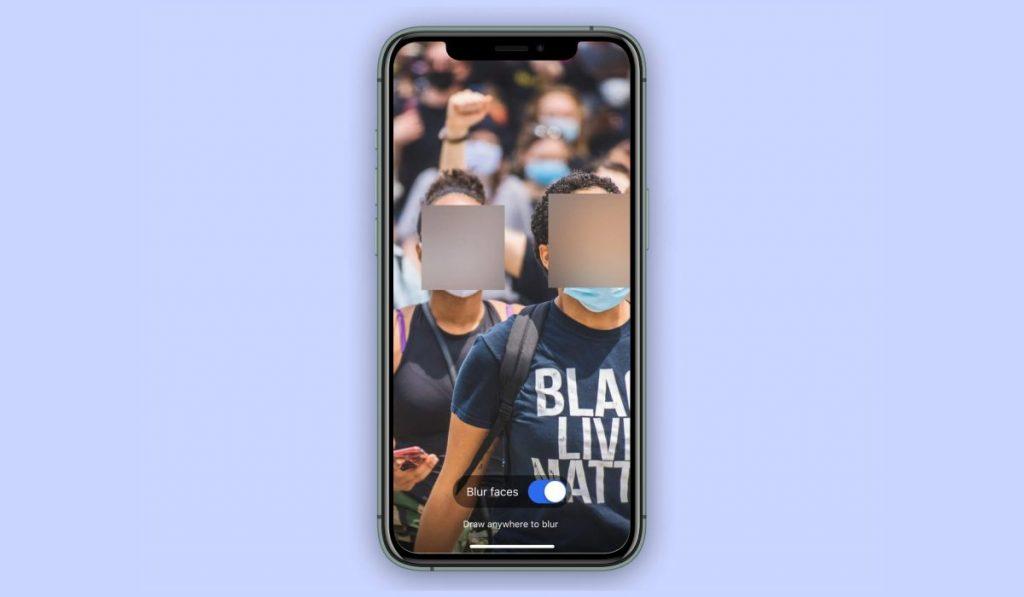 ميزة طمس الوجوه في تطبيق سيجنال تراعي خصوصية المستخدمين