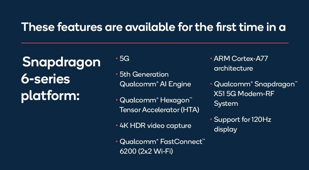 مميزات Snapdragon 690