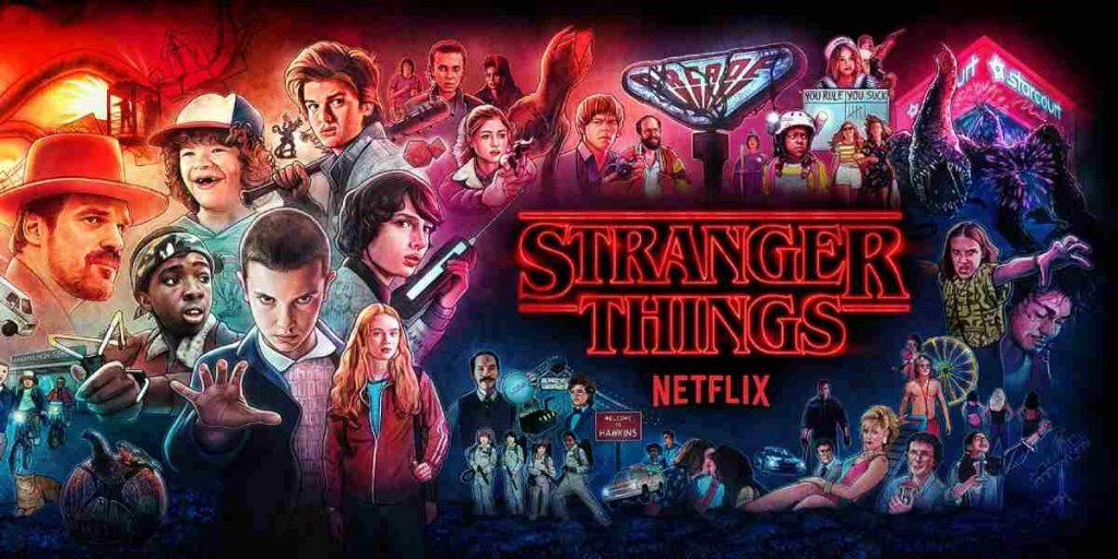 أشياء غريبة Stranger Things