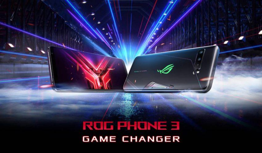 مواصفات وسعر هاتف الألعاب Asus ROG 3 أسوس روج 3