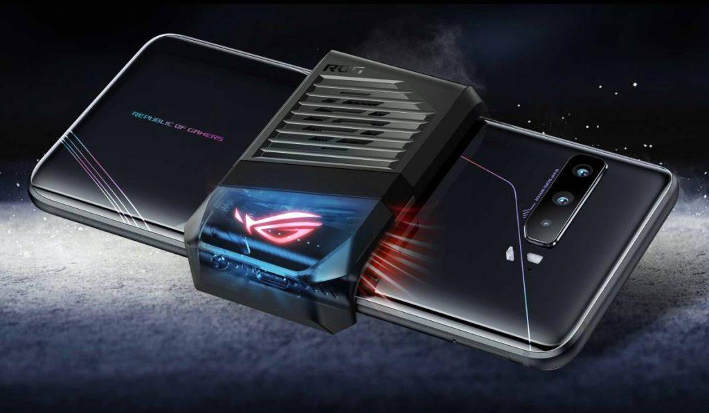 زودت أسوس هاتف الألعاب الجديد الخاص بها ROG Phone 3 بمعالج كوالكوم Snapdragon 865 Plus الجديد