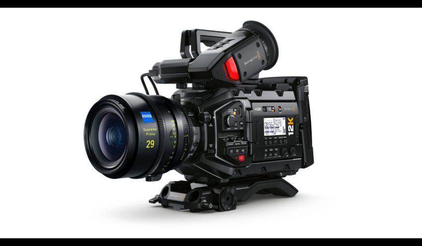 شركة بلاك ماجيك Blackmagic تعلن عن كاميرا فيديو بدقة 12K