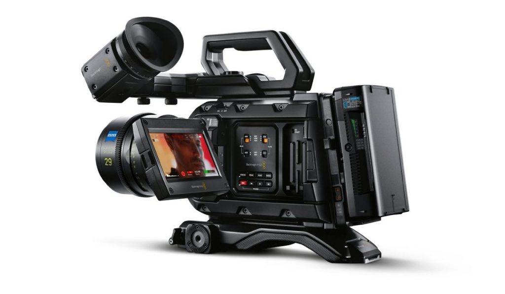 أعلنت شركة بلاك ماجيك ديزاين Blackmagic Design هذا الأسبوع عن أول كاميرا فيديو بدقة 12K