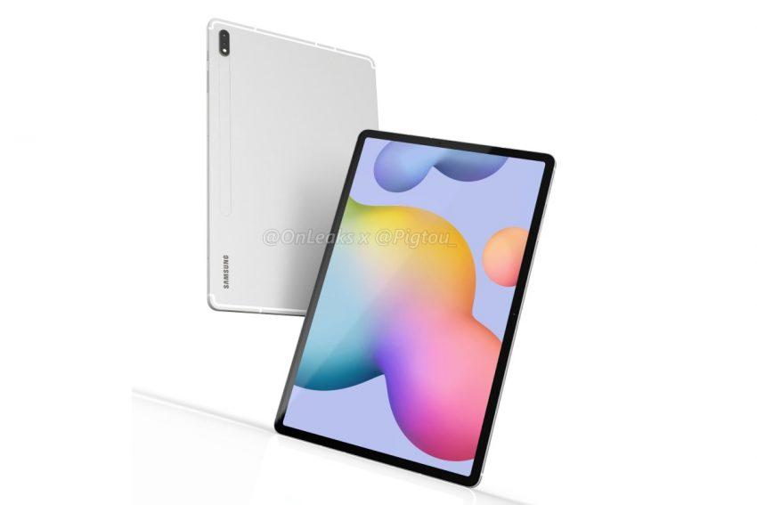 الكشف عن مواصفات تابلت سامسونج Galaxy Tab S7