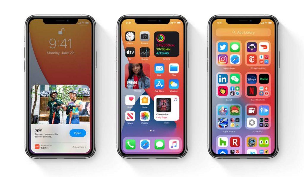 ما هي مميزات iOS 14 الجديدة المقدمة لهواتف ايفون