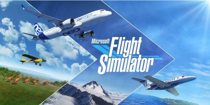 مايكروسوفت تطلق الإصدار الجديد من لعبة Flight Simulator للكمبيوتر