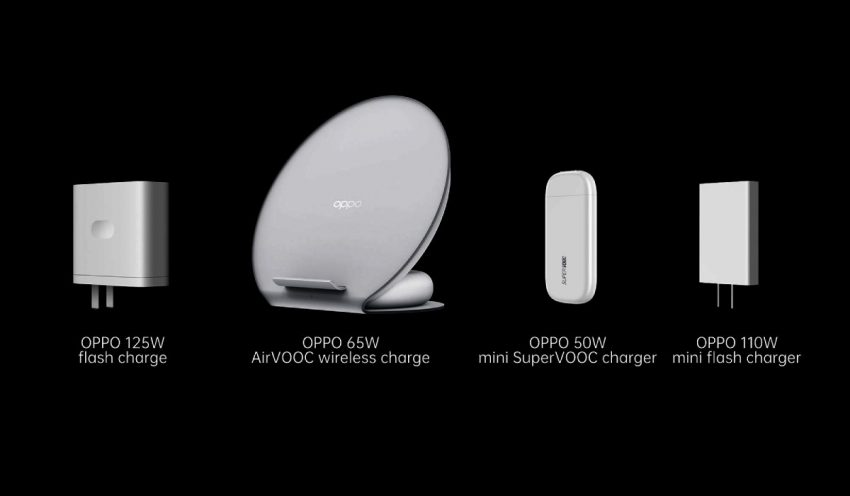 اوبو تعلن عن تقنية الشحن السريع Flash Charge للهواتف بقدرة 125 وت