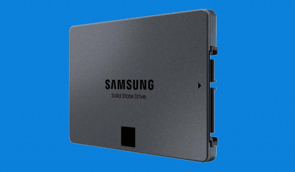 سامسونج تكشف عن قرص التخزين 870 QVO بسعة 8 تيرابايت