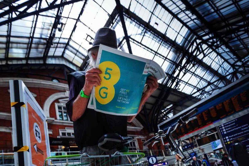 المملكة المتحدة تقرر إزالة معدات هواوي من شبكات الجيل الخامس 5G