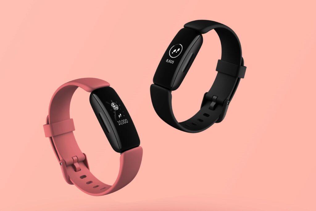 مميزات سوار اللياقة البدنية الجديد  Fitbit Inspire 2 فيتبت انسباير 2