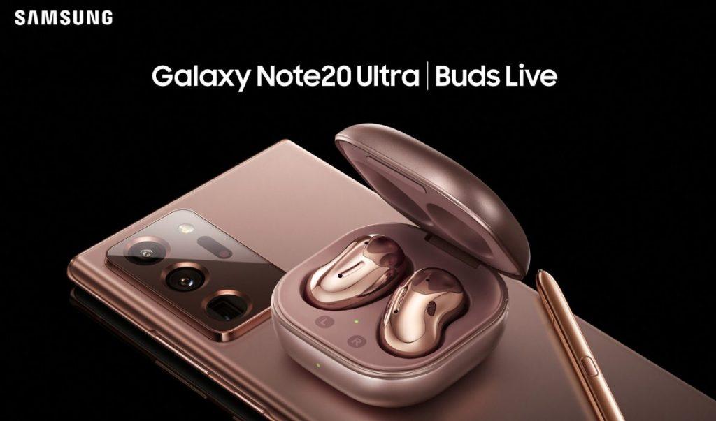 توفر سماعة سامسونج جالاكسي بودز لايف Galaxy Buds Live للمستخدم ما يصل إلى 6 ساعات من الاستماع و21 ساعة