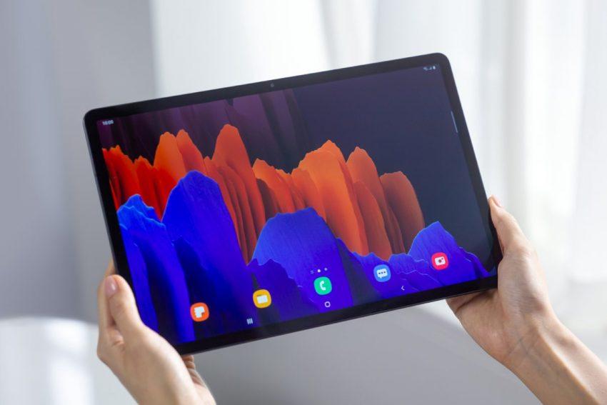 مواصفات Galaxy Tab S7 جالاكسي تاب اس 7