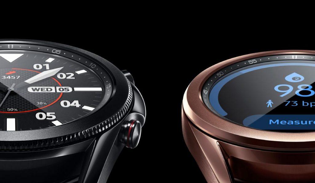تأتي ساعة اليد الذكية الجديد من سامسونج Samsung Galaxy Watch 3 بتصميم دائري