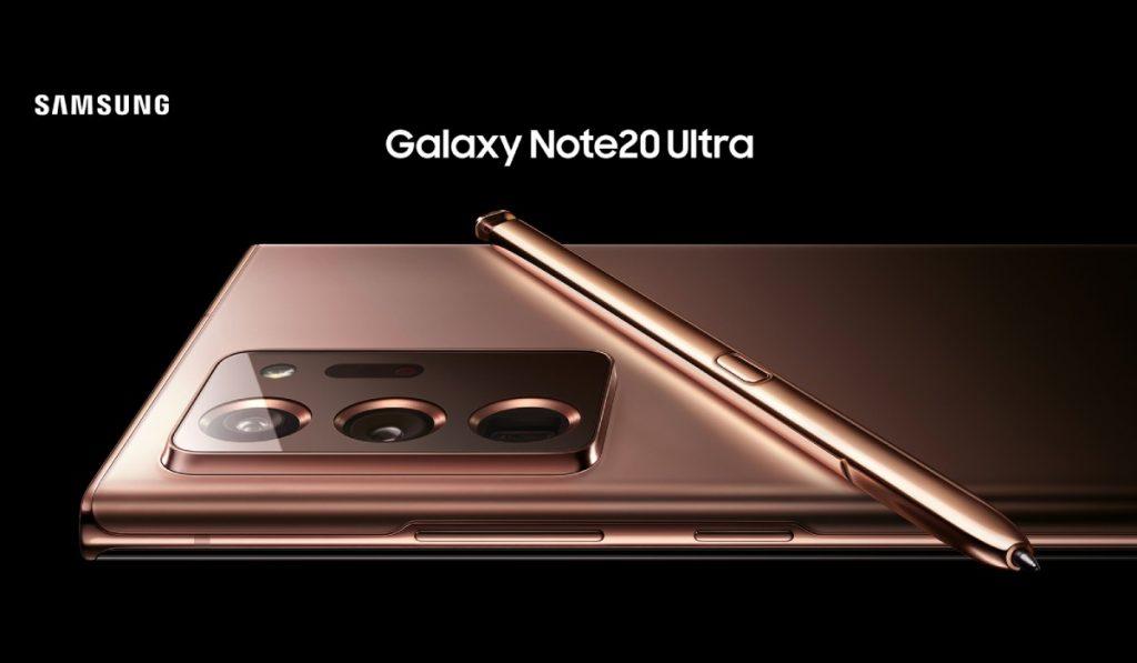 مواصفات سامسونج جالاكسي نوت 20 الترا - أفضل الهواتف الذكية في عام 2021