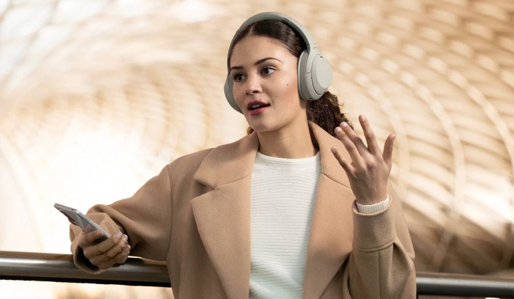 مميزات سماعة سوني Sony WH-1000XM4